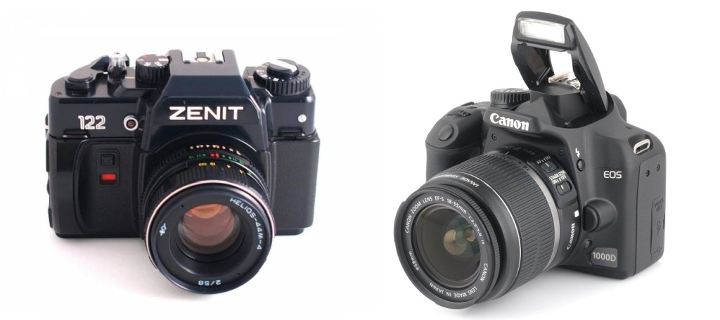 همه دوربین های من
